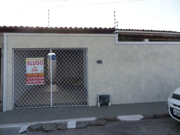 Casa com 4 dormitórios para locação, Centro, ALAGOINHAS - BA