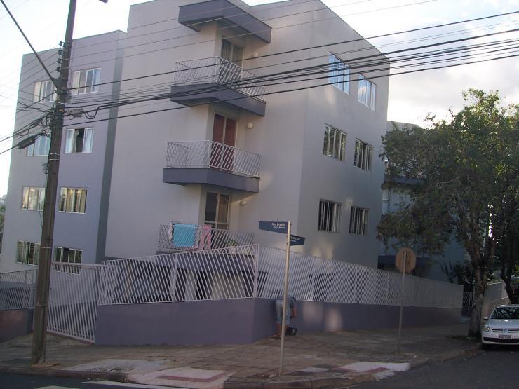 APTO ED. BRASÍLIA - CENTRO - PATO BRANCO/PR