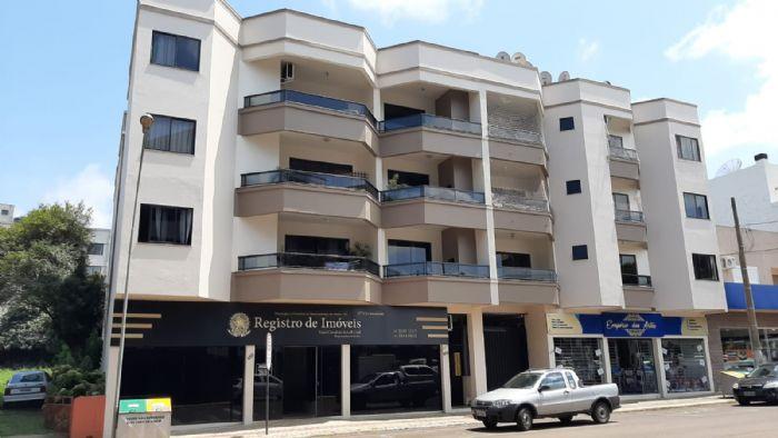 Apartamento com 3 dormitórios à venda, CENTRO, SAO LOURENCO DO OESTE - SC