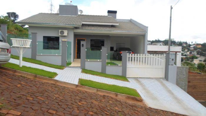 Casa com 2 dormitórios à venda, VILA ISABEL, PATO BRANCO - PR